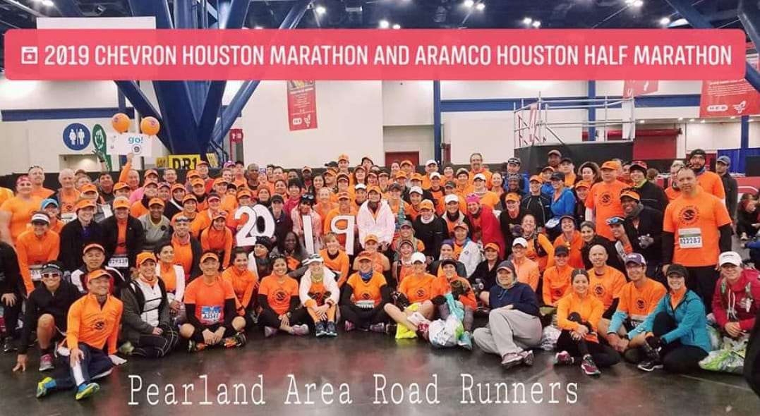 2019 Chevron Houston Marathon / Aramco Houston Half Marathon